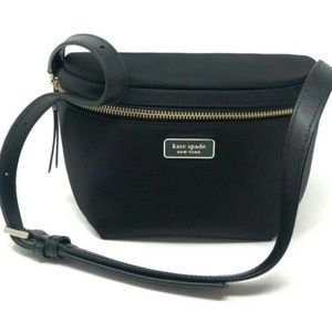 ♠️Kate Spade♠️ Dawn Black Belt Bag